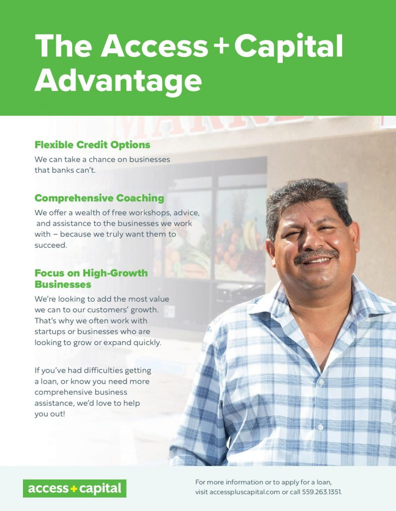 Access Plus Capital Advantage